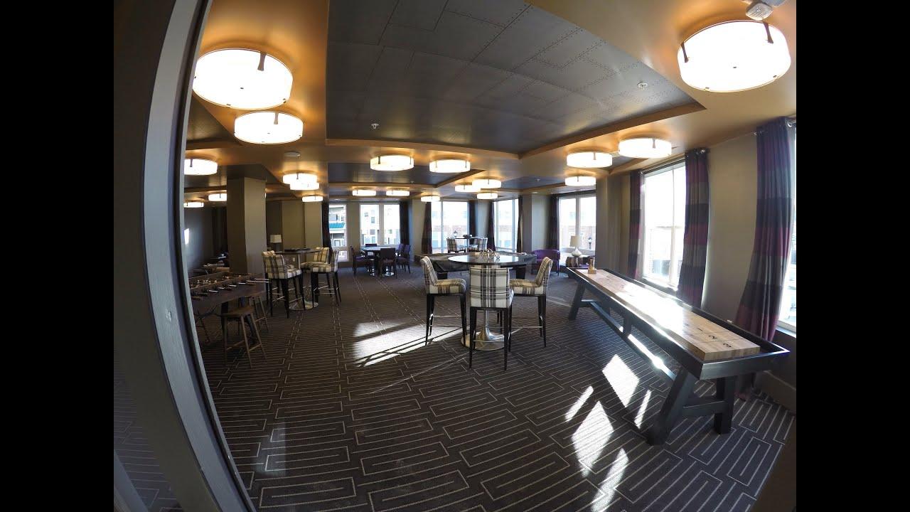 Winthrop | Second Floor Amenity Spaces | Game Room