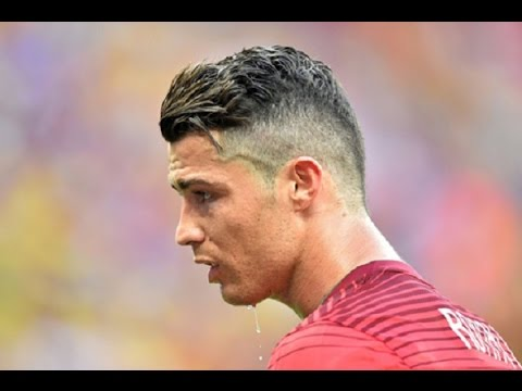 Cristiano Ronaldo New Haircut K HD CR Best Haircut - Cristiano ronaldo haircut 2016
