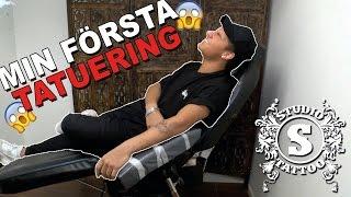 Studio S Tattoo - MIN FÖRSTA TATUERING