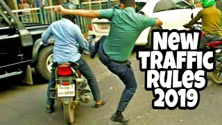 New traffic rules in Bangladesh 2019 | My take on a few of them || The Outsider