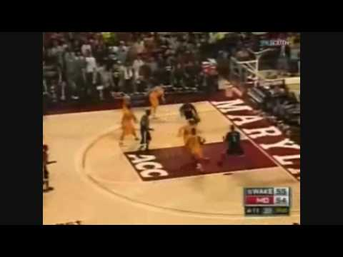 Top 10 NCAA Dunks 2008-09 (with Honorable Mentions)