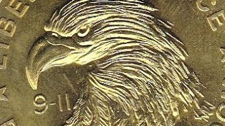 Incredible 9/11 Commemorative Coin & Metal Detecting Change For Snack Money!