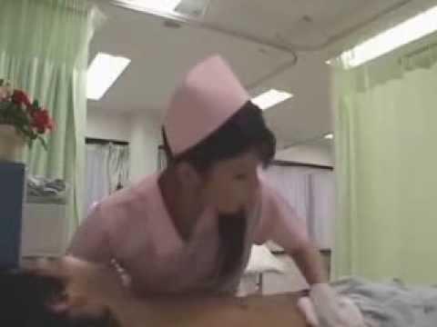 Naughty Nurse Doing Hot Job