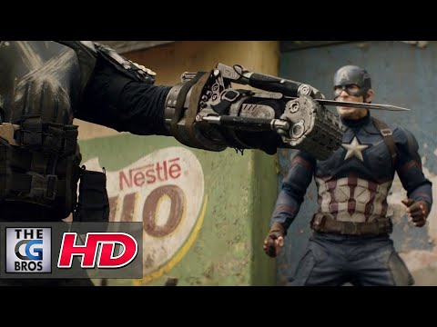 "CGI & VFX Showreels: ""Captain America: Civil War"" - by RISE | Visual Effects Studios"