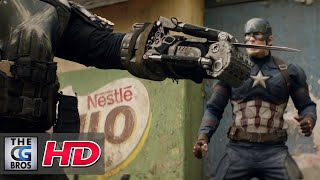 "CGI & VFX Showreels: ""Captain America: Civil War"" - by RISE 