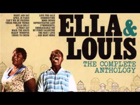 Ella Fitzgerald & Louis Armstrong - April In Paris
