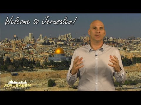Welcome to Jerusalem Video Tours