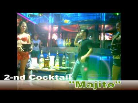 FiL - Flarin` Show at Majito Party (NIght club PRO.спект). Turkmen
