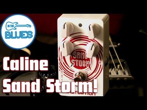 Caline Sand Storm Distortion Pedal