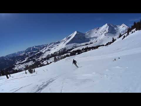 Irwin, CO Backcountry Skiing - Winter 2017