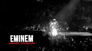 Eminem - You're Never Over (Subtitulada en Español)