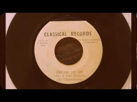 The Clarendonians / Dream of Me ---(Classical Records)