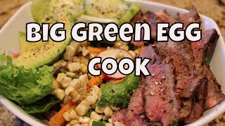 How To Use A Big Green Egg For BBQ