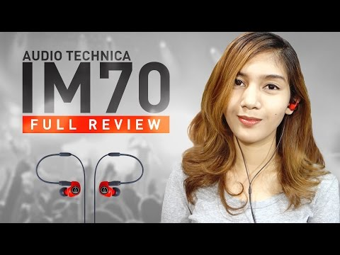 Audio Technica IM70 - Review / Unboxing / Closer Look (60FPS Video)