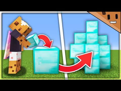 Minecraft, But Every Block You Place Multiplies...