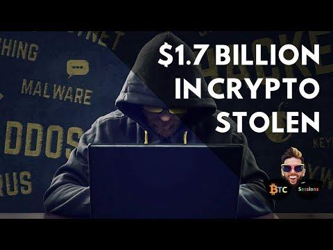 $1.75 BILLION In Crypto Stolen | Bitcoin Pegged ETH Token | Binance Adds Visa + Mastercard