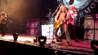 Here I Go Again - Whitesnake Live [1.7.2011 @ Belgrade] Thumbnail