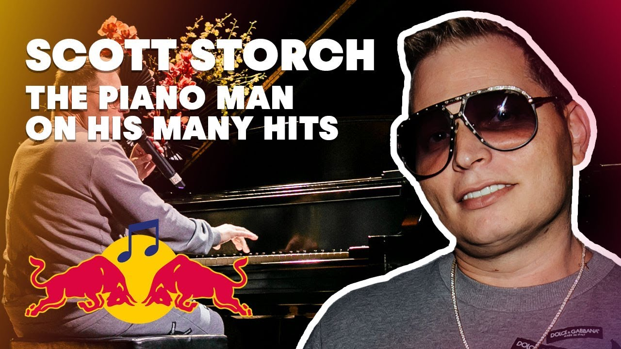 Scott Storch: Watch his Red Bull Music Festival lecture