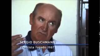 """Sergio Buschmann la fuga de un Frentista """"completo"""""""
