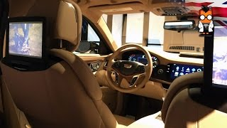 2017 Cadillac CT6 with a Chromecast is Awesome