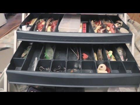 рыболовные ящики своими руками для летней рыбалки