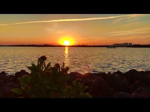 Sunset at Haulover Park