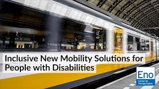 Inclusive Mobility Solutions for Individuals with Disabilities