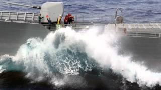 USS Antietam (CG-54) 1984-2005