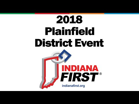 2018 INFIRST Plainfield District Event - Alliance Selection