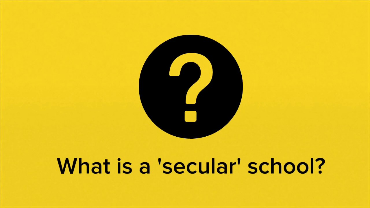 What is a secular school youtube what is a secular school buycottarizona