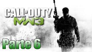 Call of Duty: Modern Warfare 3 Gameplay Español Parte 6 - Pc 1080p 60fps - No Comentado