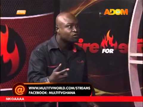 Fire 4 fire on Adom TV (24-3-14)