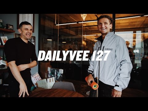 Thumbnail: FOR THE LOVE OF THE GAME | DailyVee 127
