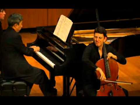 Shostakovich Cello Sonata 3rd Mvt