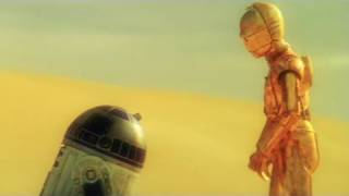 Repeat youtube video Star Wars: 'Just The Two Of Us' C3P0 & R2D2 Music Video
