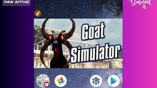 download goat simulator apk uptodown