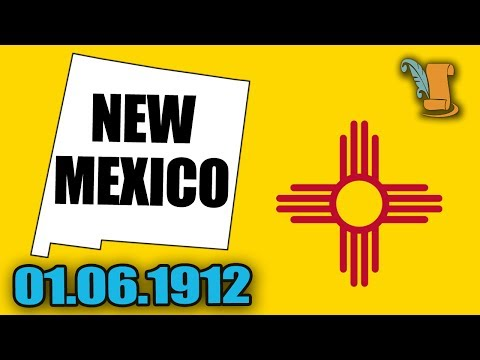 Quick History Of New Mexico