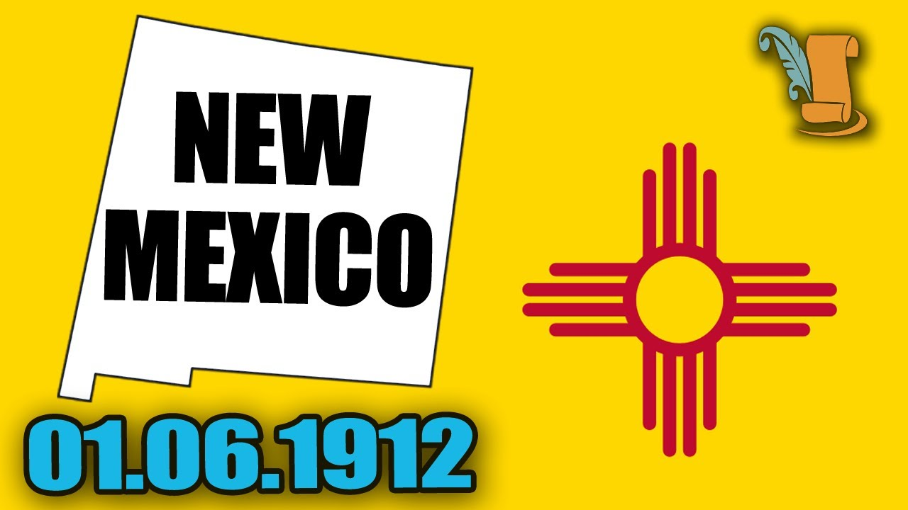 Quick History Of New Mexico Youtube