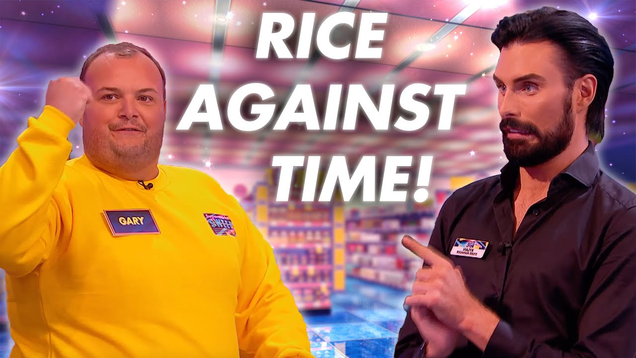 It's a rice against time! | Supermarket Sweep 2020
