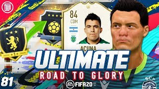 GOLD TO ELITE TRICK!!! ULTIMATE RTG #81 - FIFA 20 Ultimate Team Road to Glory