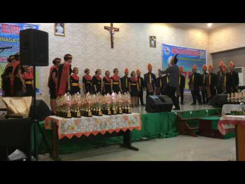 Saint Paul Choir; Raja Yang Mahakuasa dan Yesus Raja yang Menang