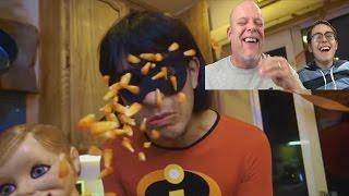 "REACTION VIDEO | ""Halloween Therapy"" - Brandon Rogers Kills Us Again!"