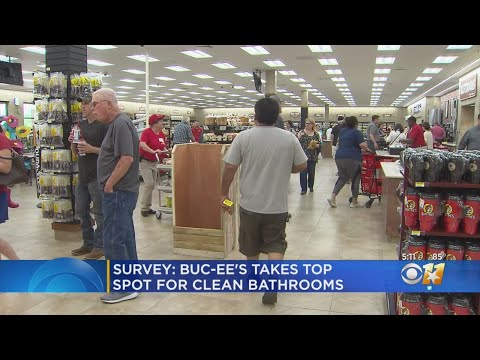 Jeff K - What A Relief! Buc-ee's Claims 'Throne' With Cleanest Gas Station Restrooms