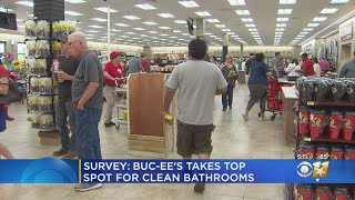 Survey Says Buc-ee's has Cleanest Gas Station Restrooms In Country
