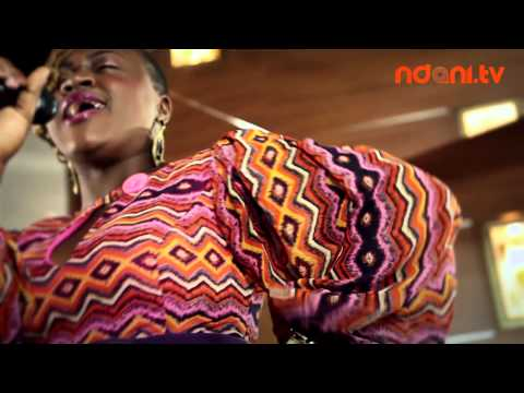 Ndani Sessions: Evaezi Performs The Breakup Song