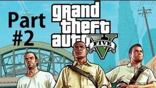 Grand Theft Auto 5 Gameplay Walkthrough Part 2-Repossession (GTA 5 Gameplay)