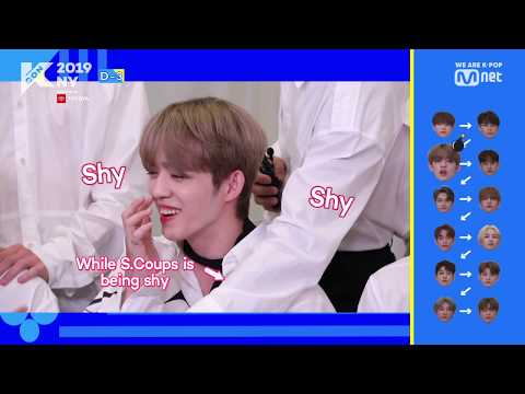 [#KCON19NY] STAR COUNTDOWN D-3: SEVENTEEN