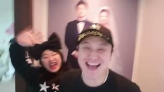 결혼식 축하해주신 원효형님 심진화형수님