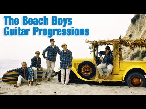 The Value of Learning The Beach Boys Music on Guitar