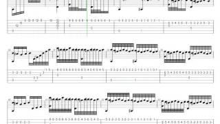 Как играть на гитаре песню «Цыганочка»